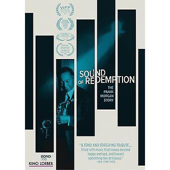 Lyden af Redemption: Frank Morgan Story [DVD] USA import
