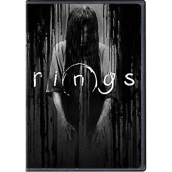Ringe [DVD] USA import