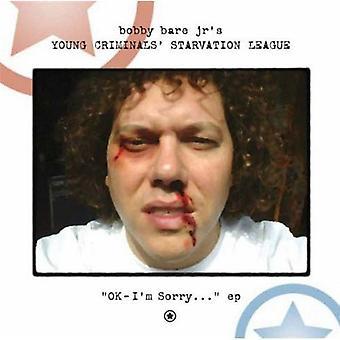Bobby Bare Jr. - Ok I'm Sorry [CD] USA import