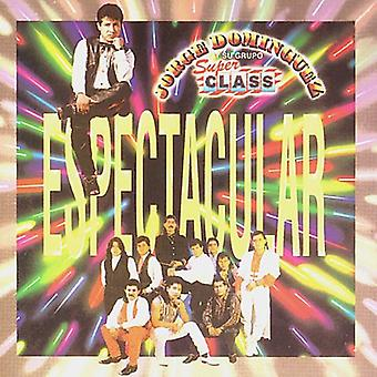 Jorge Dominguez Y Su Grupo Super klasse - Espectacular [CD] USA import