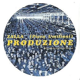 Piero Umiliani - M. Zalla: Produzione / Attivita [Vinyl] USA import