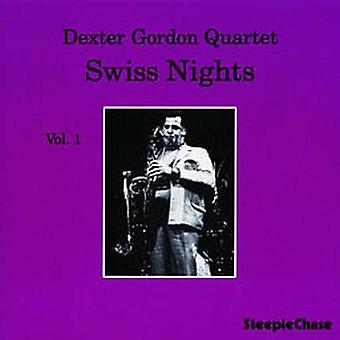 Dexter Gordon - Dexter Gordon: Vol. 1-schweiziske nætter [CD] USA import