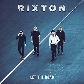 Rixton - Let the Road [CD] USA import