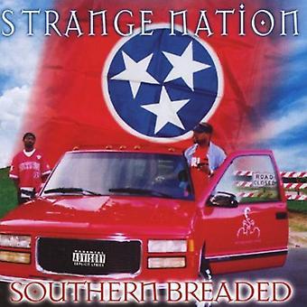 Strange Nation - Southern Breaded [CD] USA import