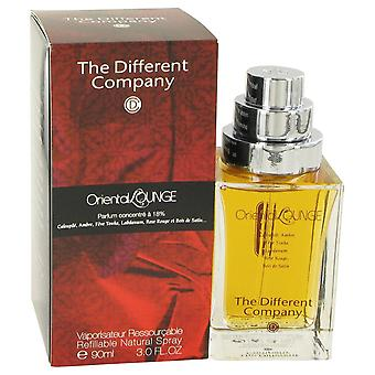 The Different Company Women Oriental Lounge Eau De Parfum Spray Refillable By The Different Company