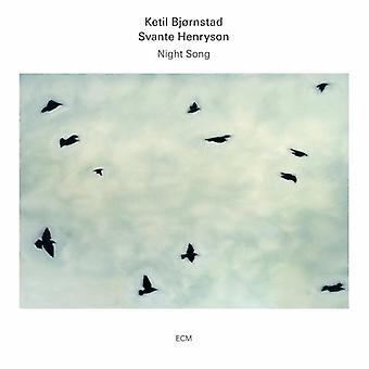 Ketil Bjornstad & Henryson - Night Song [CD] USA import