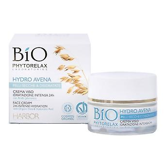 Bio Phytorelax hydro Avena face cream 24h intense hydration 50ml