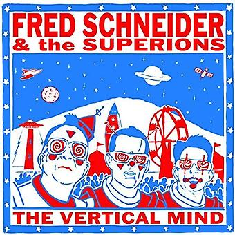 Fred Schneider & Superions - Fred Schneider & the Superions [Vinyl] USA import