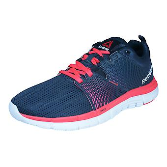 Reebok ZQuick Dash Womens Running Trainers - Black