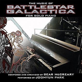 Joohyun Park - musik af Battlestar Galactica for Solo klaver - Ost [CD] USA importerer