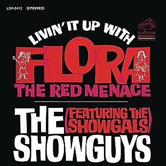 Showguys / Showgals - Livin It Up with Flora; the Red Menace [CD] USA import