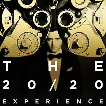 Justin Timberlake: Die 20/20 Experience Deluxe Edition (2CD)