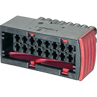 Socket enclosure - cable J-P-T Total number of pins 10 TE Connectivity 1-967240-1 Contact spacing: 5 mm 1 pc(s)