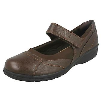 Ladies Clarks Casual Skor Cheyn Web