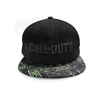 Official Call of Duty Modern Warfare Crash Map Snapback