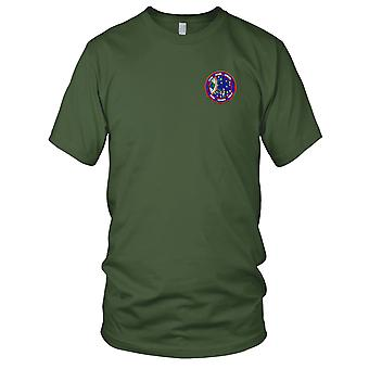 NASA - SP-131 NASA STS-99 Endeavor Space Shuttle Mission Embroidered Patch - Mens T Shirt