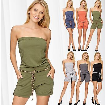 Ladies Jumpsuit jumpsuit shorts hot pants shorts Festival blog summer belts