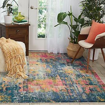 CES09 ковры - небесные - синий/желтый