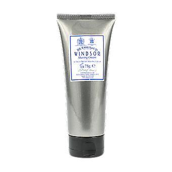 D R Harris Windsor Shaving Cream Tube 75g