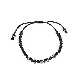 Beamay men's BBJ01JEWELSBLUE Blau other materials bracelet