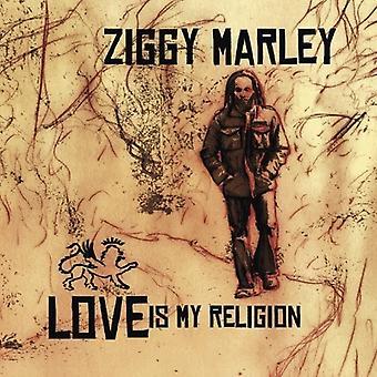 Ziggy Marley - Love Is My Religion [Vinyl] USA import