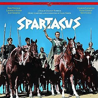 Alex North - Spartakus [Vinyl] USA import