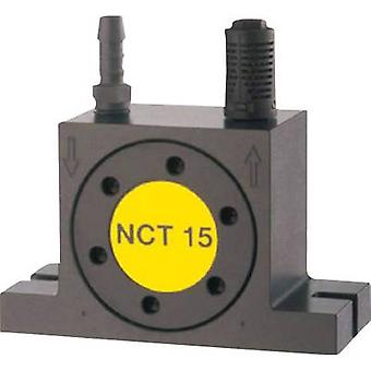 Netter Vibration NCT 4I Turbine vibrator Nominal frequency (at 6 bar): 23400 rpm 1/8