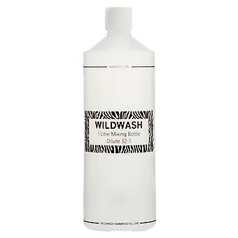 Wildwash Mixing Bottle 1L
