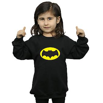 DC Comics Girls Batman TV Series Logo Sweatshirt