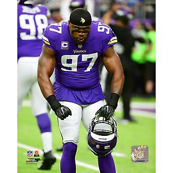 Everson Griffen 2017 akcji Photo Print