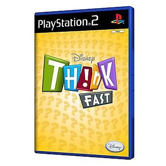 Disney denk snel (PS2)