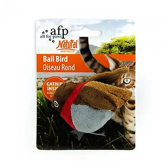 AFP Natural Instincts Catnip Vuelo-Mariposa (Cats , Toys , Plush & Feather Toys)