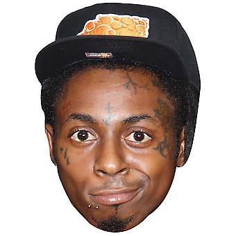 Máscara de Lil Wayne