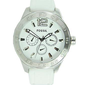 Fossil men's watch wrist watch silicone BQ1163
