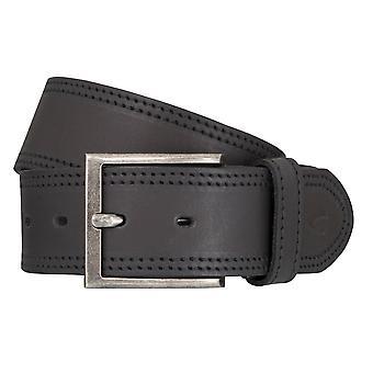 Camel active belt leather belts men's belts black 1016
