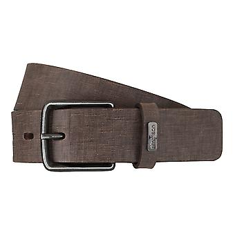 Strellson belts men's belts leather belt Brown 5947