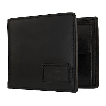 Camel active mens wallet wallet purse black 6355
