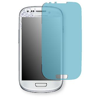 Samsung I8190 Galaxy S3 mini La fleur Edition display protector - Golebo view protector protector (deliberately smaller than the display, as this is arched)