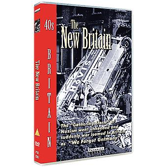 The New Britain DVD
