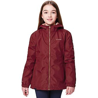 Regatta Boys & Girls Jacobina Waterproof Durable Hooded Walking Jacket