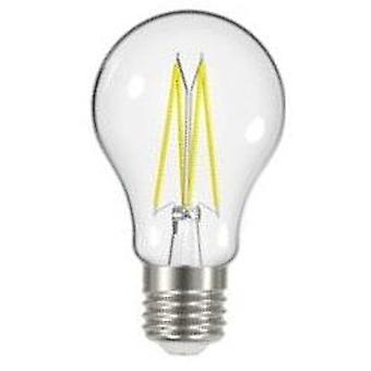 1 X Energizer 8W = 75W LED Filament GLS Light Bulb Lamp Vintage ES E27 Clear Edison Screw [Energy Class A+]