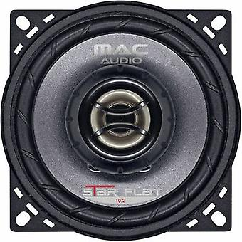 Mac Audio STAR FLAT 10.2 2 way coaxial flush mount speaker kit 200 W