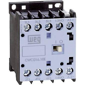 Contactor 1 pc(s) CWC09-10-30D24 WEG 3 makers