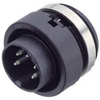 Binder 99-0615-00-05 Series 678 Miniature Circular Connector Nominal current (details): 6 A