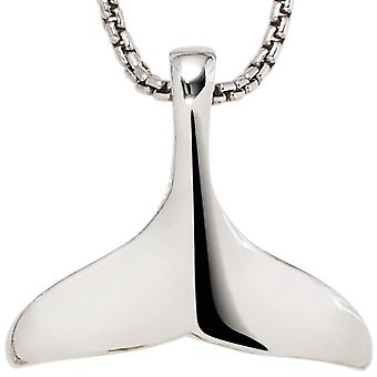 Trailer Welsh ORCA Silver 925 Sterling Silver Pendant-silver