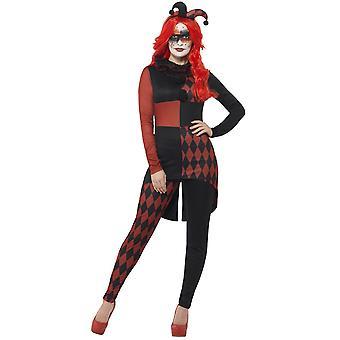Women costumes  Sinister joker costume for ladies