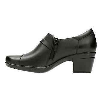Clarks Womens Emslie Katy Closed Toe Ankle Fashion Boots