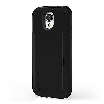 Incipio Stowaway Case for Samsung Galaxy S4 - Black