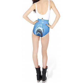 Waooh - mode - baddräkt tryckta sjöjungfrun