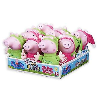 توهج Peppa الخنزير خنزير جورج أفخم أصدقاء